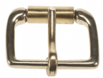 38mm Solid Brass Roller Belt Buckle. Suitable for belts up to 38mm Wide. Code BUC167